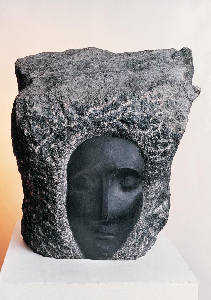 Un masque 1977 330x330x230