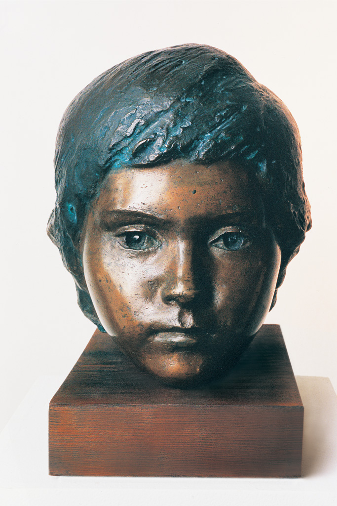 Head of boy 1978  220x200x250