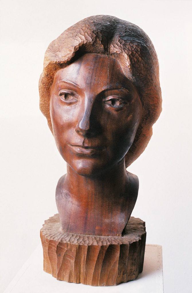 Allotschka (Holz) 1979 450x220x250
