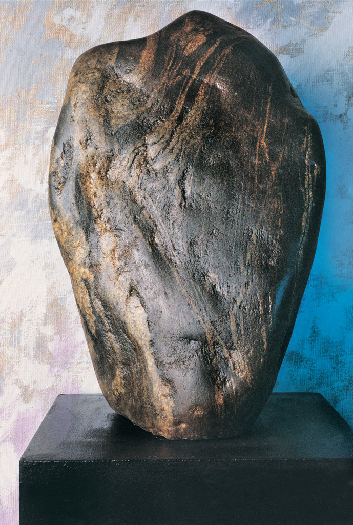 Decorative boulder 1987  420x300x200