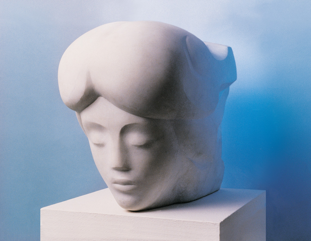Decorative head 1986 300x200x400