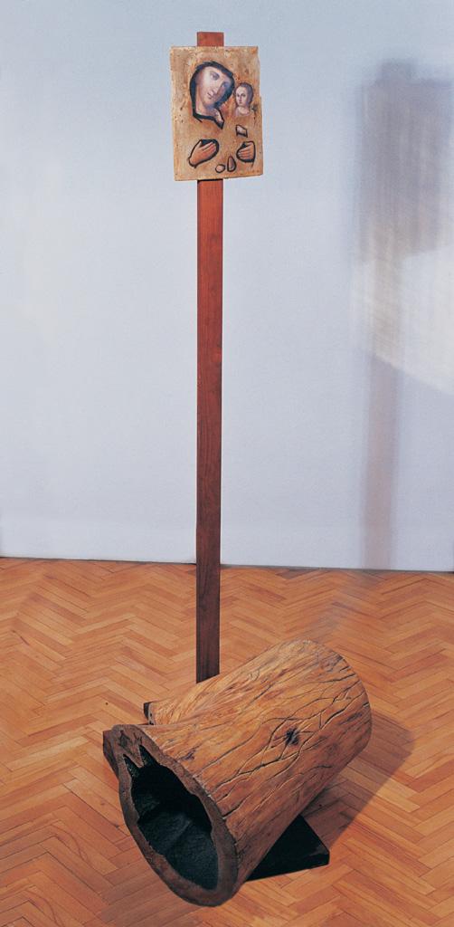 Vastandid (puu) 1996  1500x700x600